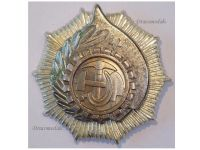 Albania People's Republic Order of Labor Badge 3rd Class