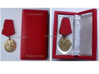 Albania People's Republic Order of the Flag Medal Boxed