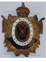 Austria Hungary WWI KuK Army Veterans League Badge Austro-Hungarian Land Forces by Zimbler