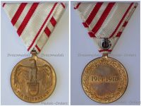 Austria WWI Commemorative Medal without Swords for Non Combatants 1st Austrian Republic