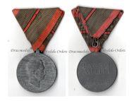 Austria WW1 Wound Medal Laeso Militi Austrian Military Badge WWI Kaiser Karl 1917 1918 Decoration Great War