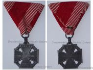 Austria Hungary WWI Kaiser Karl's Cross of the Troops 1917