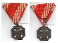 Austria Hungary WWI Kaiser Karl's Cross of the Troops 1917 Marked HMA