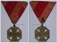 Austria Hungary WWI Kaiser Karl's Cross of the Troops 1917 Maker BSW