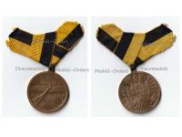 Austria Hungary WWI KuK Austrian Air Force Fleet Patriotic Medal