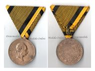 Austria Hungary 1873 Campaigns Military Medal KuK Decoration War Award Austrian Hungarian Kaiser Franz Joseph Imperial Army