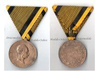 Austria Hungary 1873 Campaigns Military Medal KuK Decoration War Award Austrian Hungarian Kaiser Franz Joseph Imperial Army