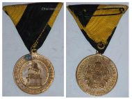 Austria Hungary Jubilee Veterans Association KuK Army Military Medal 1878 1903 Kaiser Austro Hungarian Empire