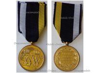 Austria 2nd Schleswig War 1864 Commemorative Medal for Combatants