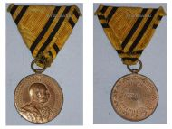 Austria Hungary WW1 Signum Laboris Medal Loyal Service 40 years Military Civil Austrian KuK Austro Hungarian