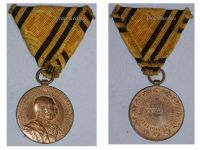 Austria Hungary WWI Signum Laboris Medal for 40 years Loyal Service