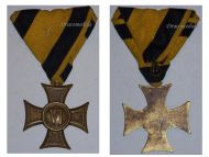 Austria Cross Military Long Service VI years NCO 1913 1918 Medal Kaiser KuK Decoration WW1 Great War