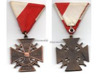 Austria WW2 Commemorative Veterans Military Medal WWII 1939 1945 Austrian Republic Decoration