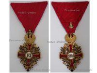 Austria Hungary Knight Order Franz Joseph 1849 FJ by Mayers & Sohn