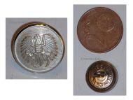 Austria Button Tunic 1918 1938 Army Great War 1st Austrian Republic Maker Ulbricht's
