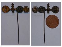 Germany Austria WW1 Tapferkeit Hindenburg Cross Merit Hindenburg Military Medals set 1914 Great War Mini