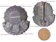 Austria Hungary WWI KuK Army Group Bohm Ermolli Cap Badge