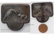 Austria Hungary WWI Failed Advance Trieste Italian Front Cap Badge 1st Battle Isonzo 1915 by Arkanzas