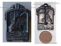 Austria Hungary WWI KuK Navy Cape Badge SMS Viribus Unitis 1914 1916 by Gurschner