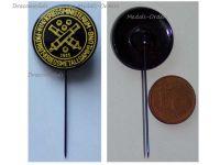 Austria Hungary WWI Stick Pin Patriotic War Ministry Metal Collection Zinc 1915 WW1 Great War 1914 1918 Cap Badge