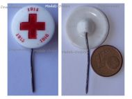 Austria Hungary WWI Red Cross Cap Badge Stickpin 1914 1915 1916