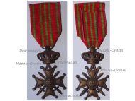 Belgium WWI War Cross