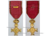 Belgium WW1 Cross Royal Federation Veterans King Albert Golden Palms Military Medal 1909 1934 Belgian Decoration
