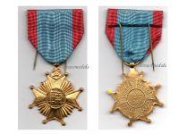 Belgium Centenary RTT Telegraphic Service Cross Commemorative Medal 1846 1946 Medal Belgian Decoration