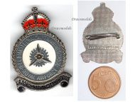 Belgium Technical Training School Royal Belgian Air Force cap badge insignia RBAF Decoration