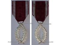 Belgium WW2 Order Crown Silver Palms 2nd Class Belgian Decoration Civil Military Award post WWII 1939 1945