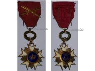 Belgium WW1 Order Crown Knight's Cross Swords 1914 1918 Belgian Decoration Civil Military King Albert