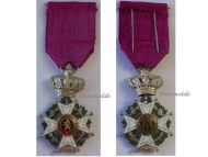 Belgium WWI Order Leopold I Knight's Cross Civil Division