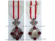 Belgium WWI Order of the Belgian Red Cross 2nd Class