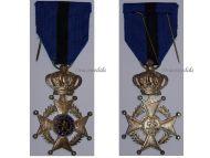 Belgium Belgian Congo WWI Order Leopold II Knight's Cross