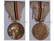Belgium WW2 National Belgian Movement Resistance Military Medal Decoration Award WWII 1940 1945