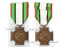 Belgium Clandestine Press Resistance WW2 Medal Military Decoration Belgian WWII 1940 1945