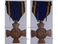 Belgium WW2 Cross Army Liberation Resistance Belgian Military Medal WWII 1940 1945 Belgian Decoration Award