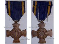 Belgium WW2 Cross Army Liberation Resistance Belgian Military Medal WWII 1940 1945 Belgian Decoration Award