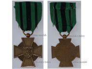 Belgium WW2 Cross Escapees Belgian Military Medal WWII 1940 1945 Belgian Decoration Award