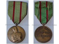Belgium WW2 Defaulters Commemorative Resistance Military Medal 1940 1945 Belgian Decoration Forced Labor No-Show Following Leave