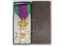 Belgium WW2 Cross Veterans Leopold III Military Medal 1940 1945 Belgian WWII Decoration