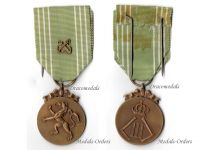 Belgium WW2 Maritime Medal Crossed Anchors 1940 1945 Belgian Navy Naval Decoration WWII King Leopold III