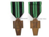 Belgium WW2 Radio Operators Intelligence Agents Resistance Military Medal WWII 1940 1945 Belgian Decoration
