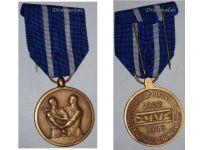 Belgium WWII Deportees Commemorative Medal