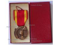 Belgium WWII Zero Resistance Group Commemorative Medal Boxed