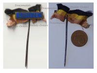 Belgium WWI Patriotic Badge Comite Stickpin Belgian Relief