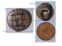 Belgium WWII Lapel Pin Political Prisoners National Association 1940 1945 Badge
