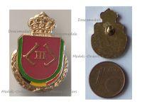 Belgium WWII Patriotic Badge King Leopold III Royal Cipher