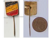 Belgium WWII Political Badge Stickpin Morgen Gaat Het Beter
