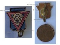 Belgium WWII Fraternal Unions of the Secret Army Badge